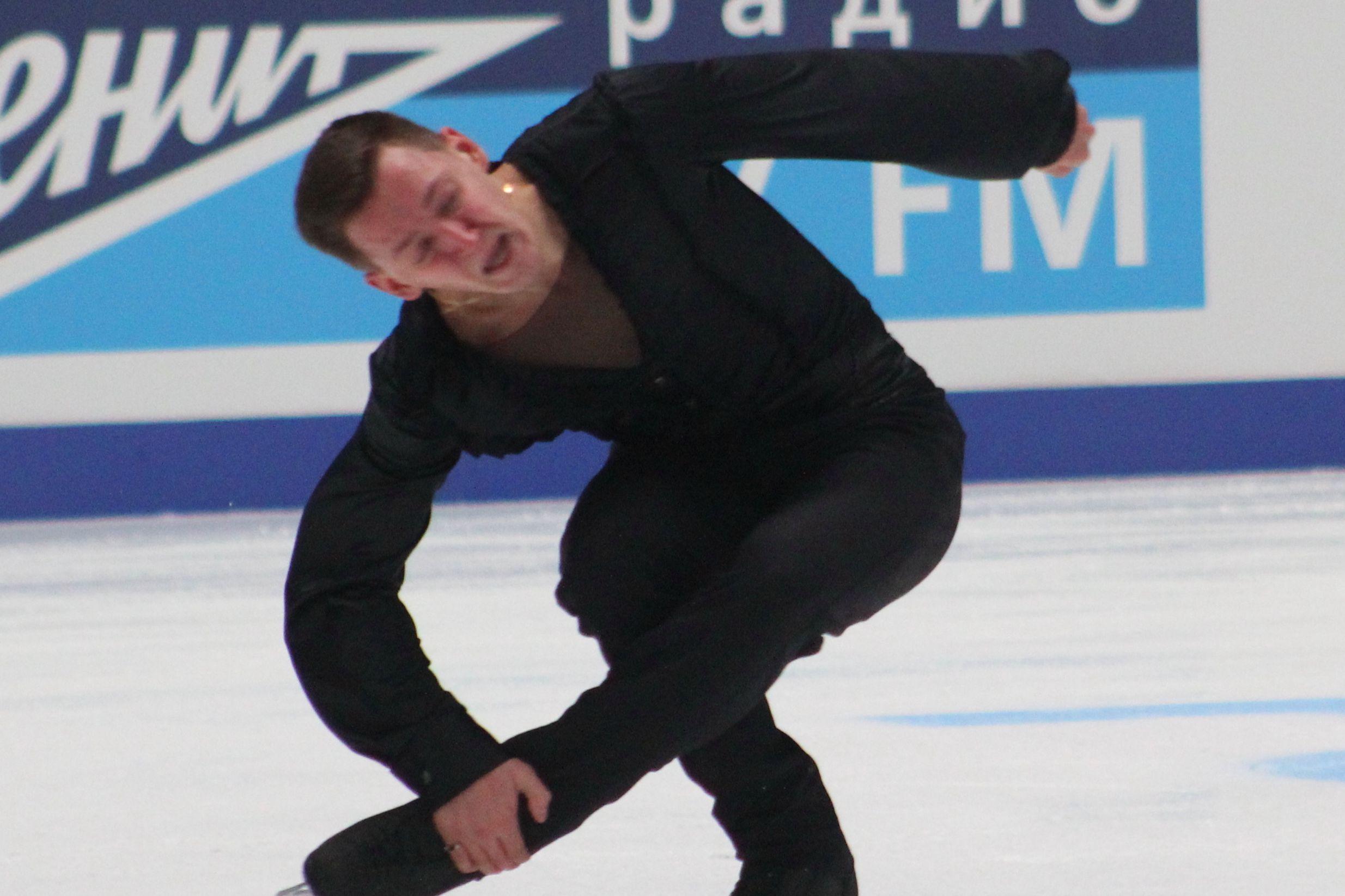 Ковтун: 'Плющенко допустил ошибку во время чемпионата мира'
