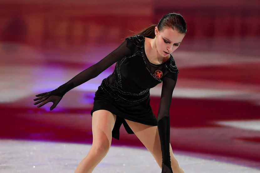 Щербакова: 'Обычно на командных турнирах эмоции более раскрепощённые'