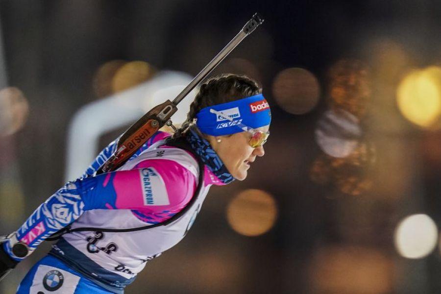 Бывшая лыжница Нильссон вошла в основной состав сборной Швеции по биатлону