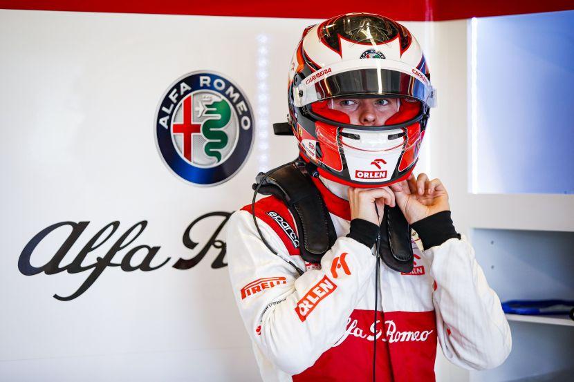 Райкконен лишен очков на Гран-при Эмилии-Романьи