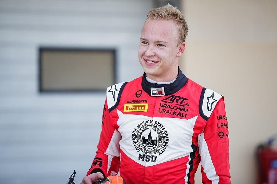 Мазепин отреагировал на первый в карьере финиш в Формуле-1