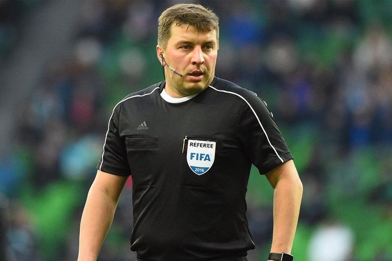 Глава судейского комитета РФС сообщил о полном отстранении Вилкова
