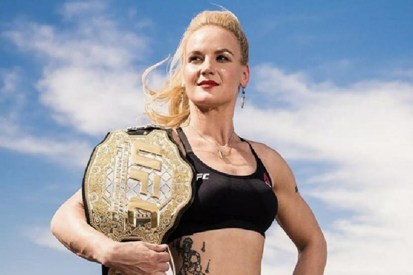 Чемпионка UFC Шевченко проанализировала запрещённый удар Яна в поединке против Стерлинга