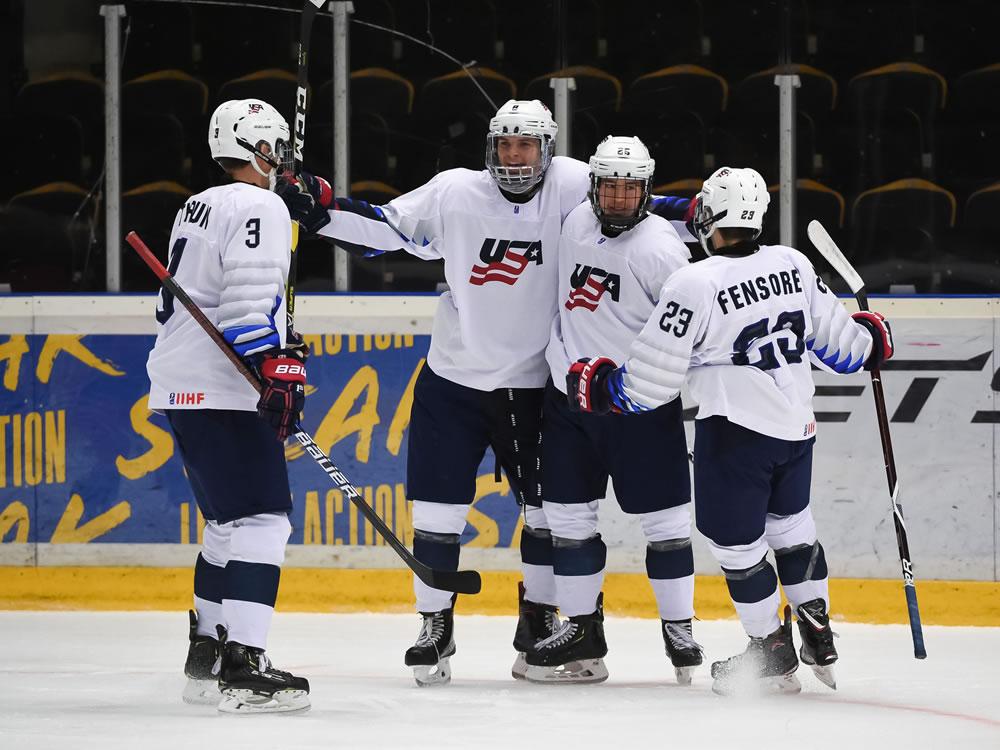 Тренер сборной США прокомментировал поражение в матче с командой России на ЮЧМ-2021
