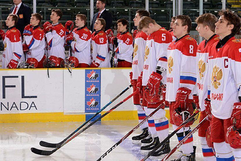 Сборная России объявила состав на матч ЮЧМ-2021 по хоккею против Финляндии
