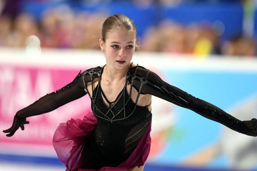 Тарасова: 'Если бы Трусова не пришла обратно, это было бы большой ошибкой'