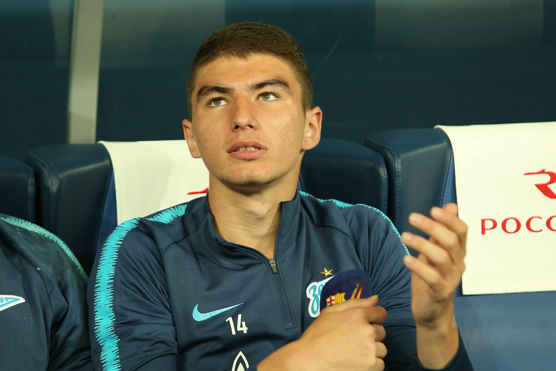 Сайманов: 'Мусаев так 'нужен' был 'Зениту', что играл во второй команде защитником'
