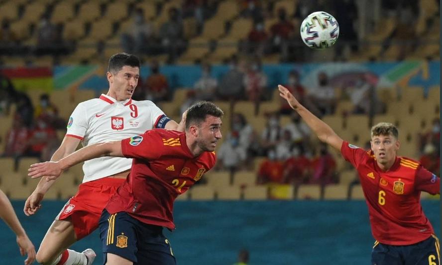 Как Польша остановила Испанию на Евро-2020. Видеообзор матча