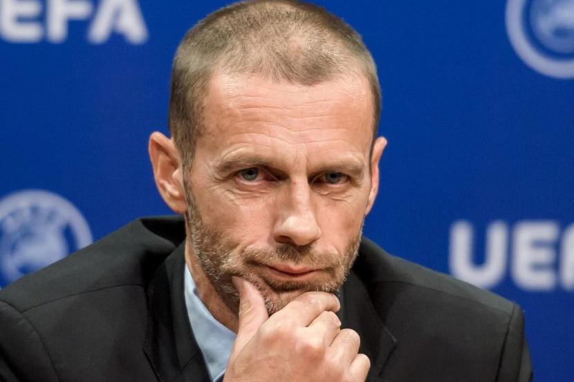 Глава УЕФА намерен исключить 'Барселону', 'Реал' и 'Ювентус' из еврокубков на два года