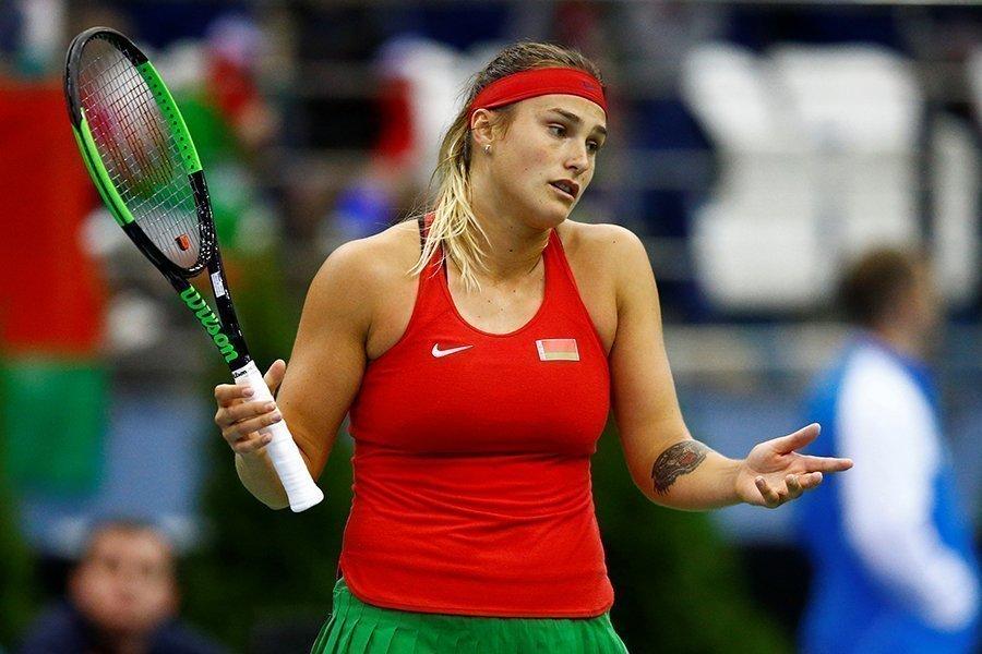 Халеп восторгается Соболенко: 'Она отлично играет'
