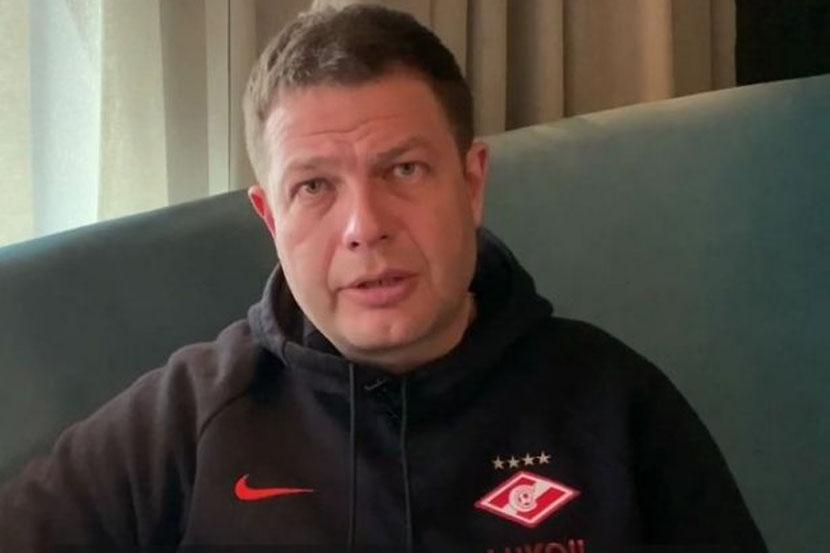 Полиция задержала мужчину, который избил директора 'Спартака' по связям с общественностью
