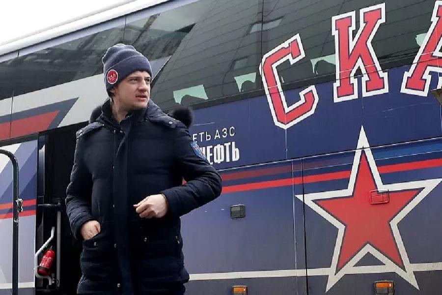 Агент Ткачёва, разорвавшего контракт со СКА, рассказал о планах хоккеиста