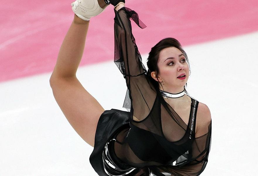 Слуцкая: 'Туктамышева как никто достойна места на Олимпиаде'