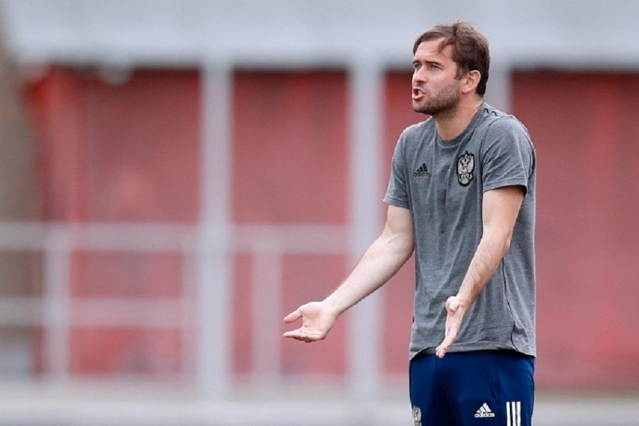 Кержаков объявил об уходе с поста главного тренера 'Томи'