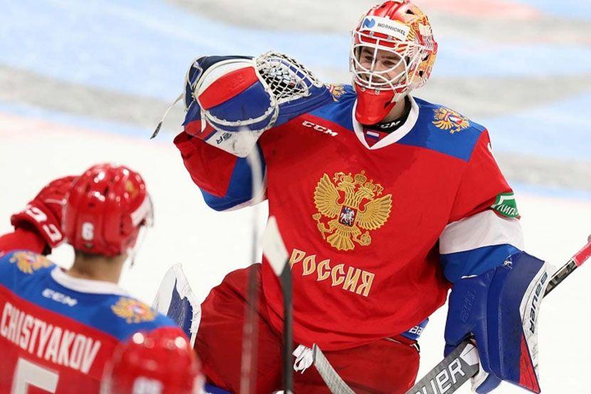 Михайлов: 'Вратарь Федотов сыграл не на уровне игрока сборной России'