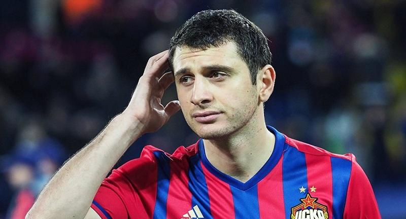 Источник: ЦСКА предложил новый контракт Дзагоеву