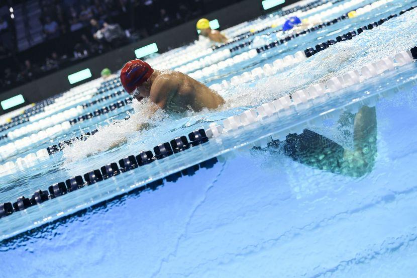 Чупков выиграл золото на дистанции 200 метров брассом на чемпионате Европы