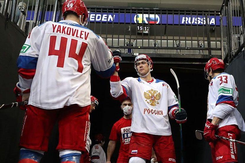 Хоккей, ЧМ-2021, Россия - Чехия, прямая текстовая онлайн трансляция