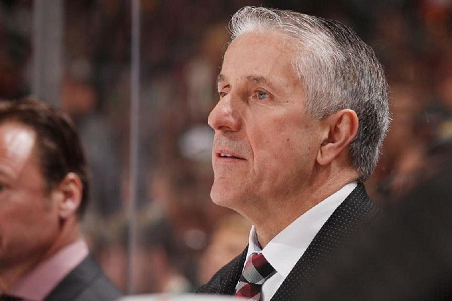 Главный тренер Латвии прокомментировал историческую победу в матче с Канадой на чемпионате мира
