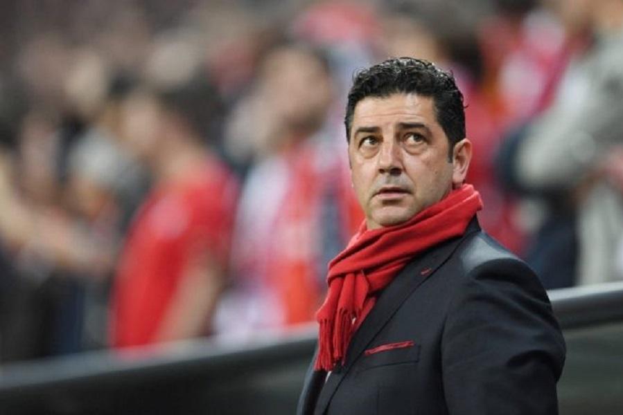 Новый тренер 'Спартака' Витория: 'Вместе мы добьёмся успеха'