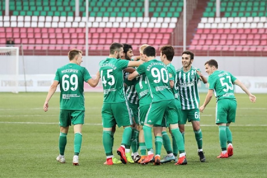 В матче молодёжных команд 'Ахмата' и 'Локомотива' произошла драка