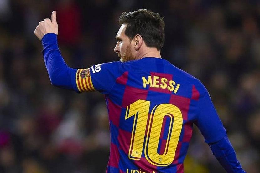'Барселона' собирается подписать с Месси 10-летний контракт