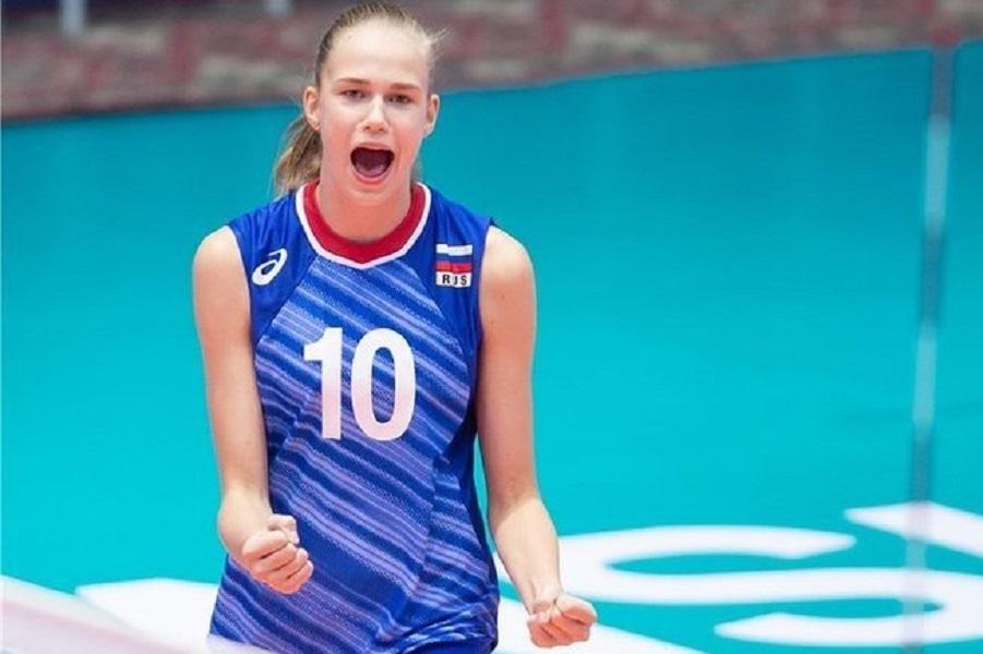 Волейболистка Федоровцева продолжить карьеру в 'Фенербахче'. ФОТО