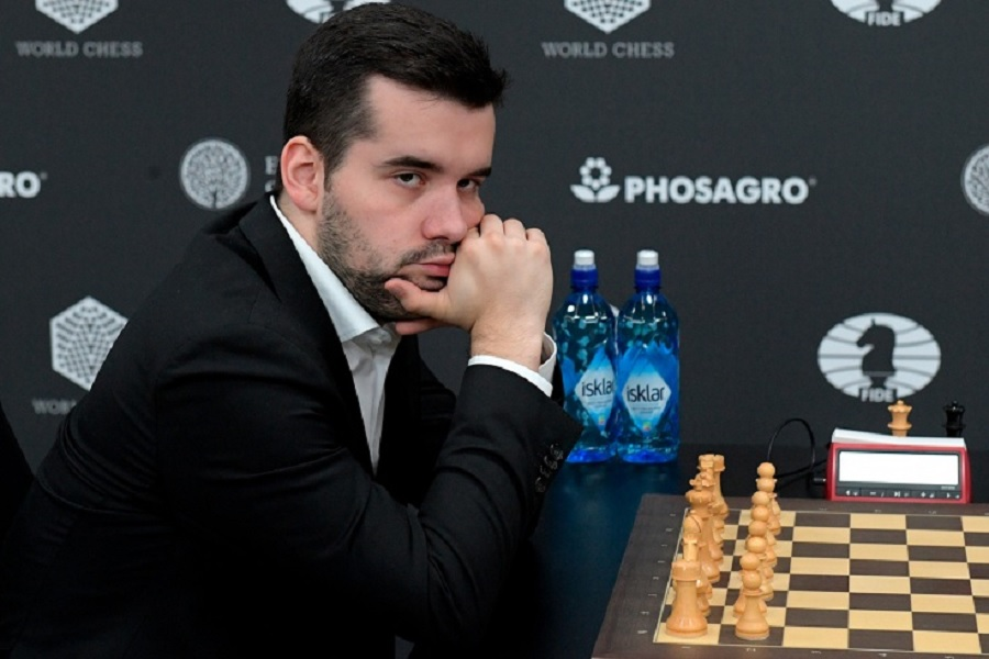 Российский гроссмейстер Непомнящий стал третьим на турнире FTX Crypto Cup