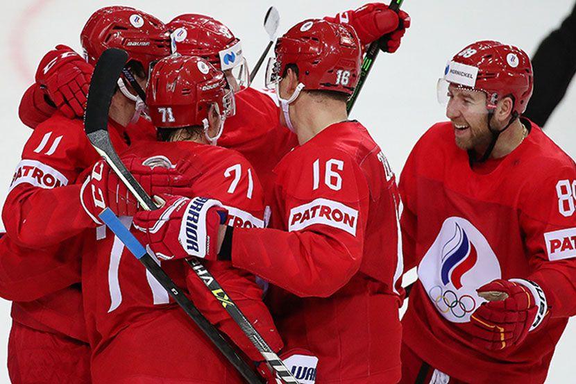 Канада - наиболее вероятный соперники России в плей-офф ЧМ-2021!