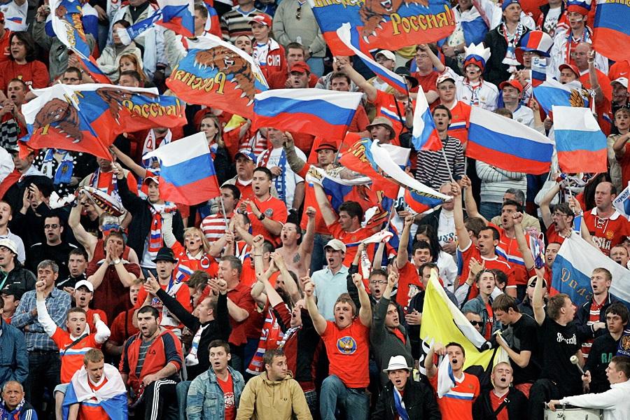 Власти Дании не пускают российских фанатов на Евро