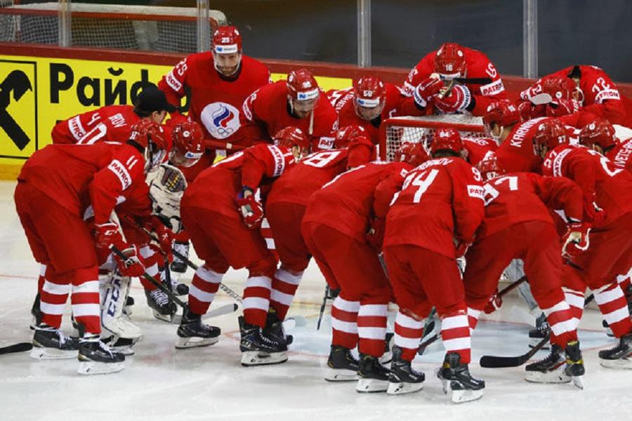 Восемь побед и одно поражение: история личных встреч сборных России и Белоруссии на ЧМ по хоккею