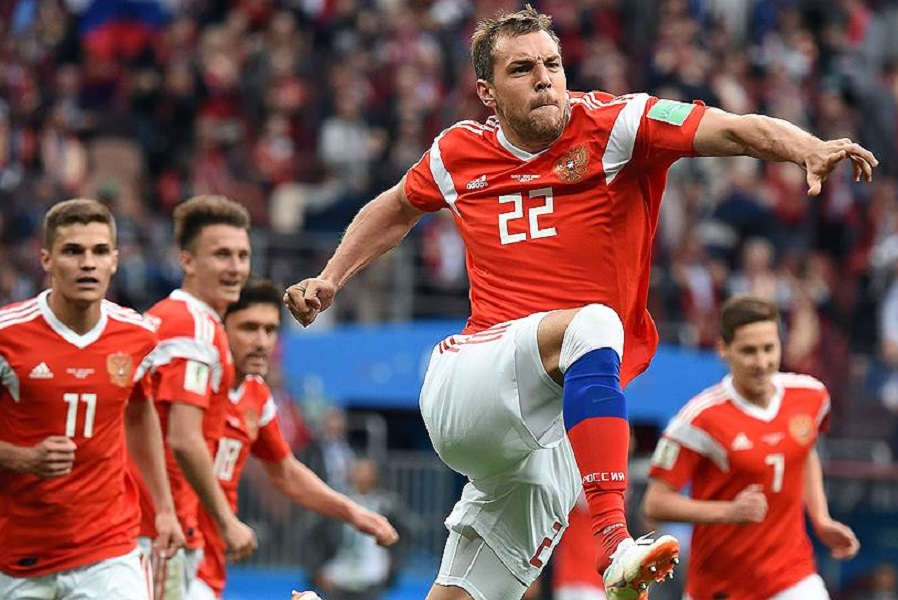 Как Россия сыграла вничью с Польшей - 1:1: все голы матча. ВИДЕО