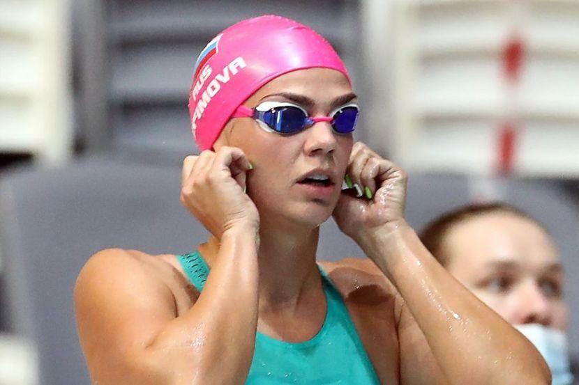 Ефимова выиграла два заплыва на этапе 'Маре Нострум'