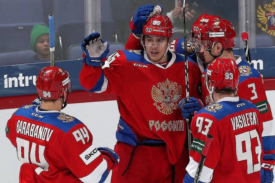 Сборная России в случае выхода в полуфинал ЧМ сыграет с Финляндией или Чехией