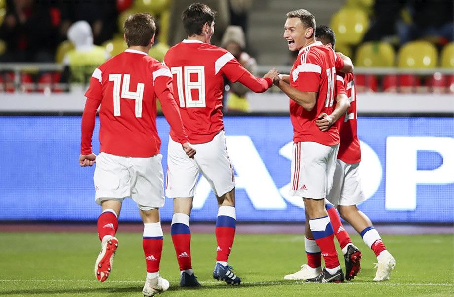 Молодёжная сборная России обыграла Болгарию в товарищеском матче
