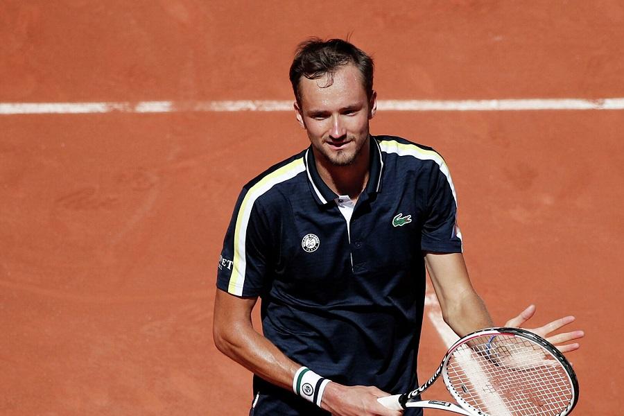 Стали известны все пары 1/8 финала 'Ролан Гаррос-2021': Медведев сыграет с Гарином