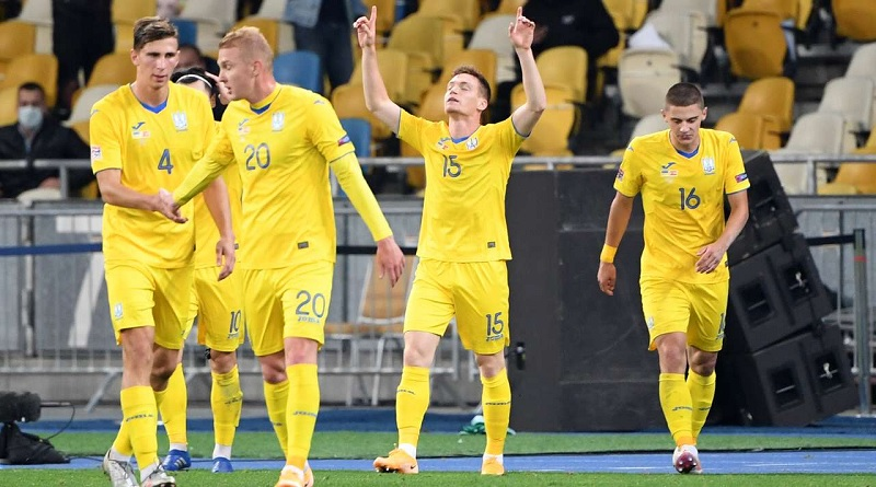 Польский телеканал представил сборную Украины под флагом России (ФОТО)