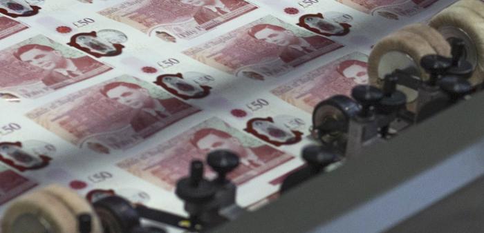 Банк Англии выпустит 50-фунтовую банкноту с ...