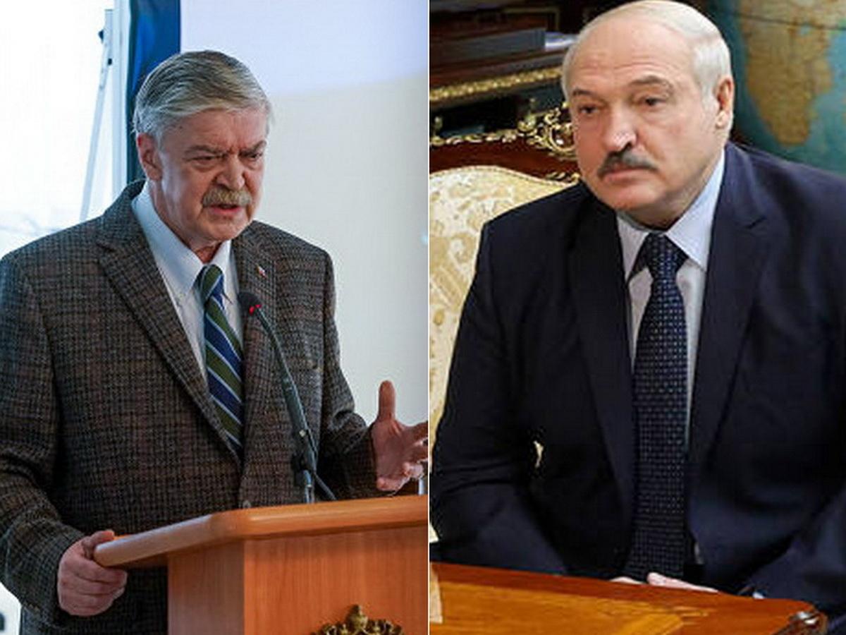 """""""Это сигнал"""": политолог оценил последствия для Лукашенко назначение послом в Белоруссии """"однокашника Путина"""""""