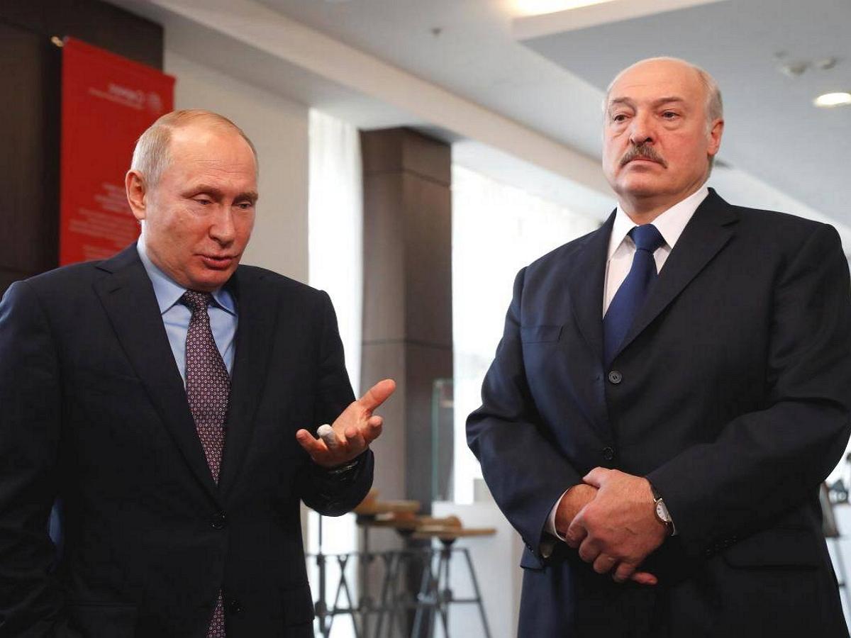 """""""Словно специально нарывается"""": политолог раскрыл новый возможный конфликт Путина и Лукашенко"""