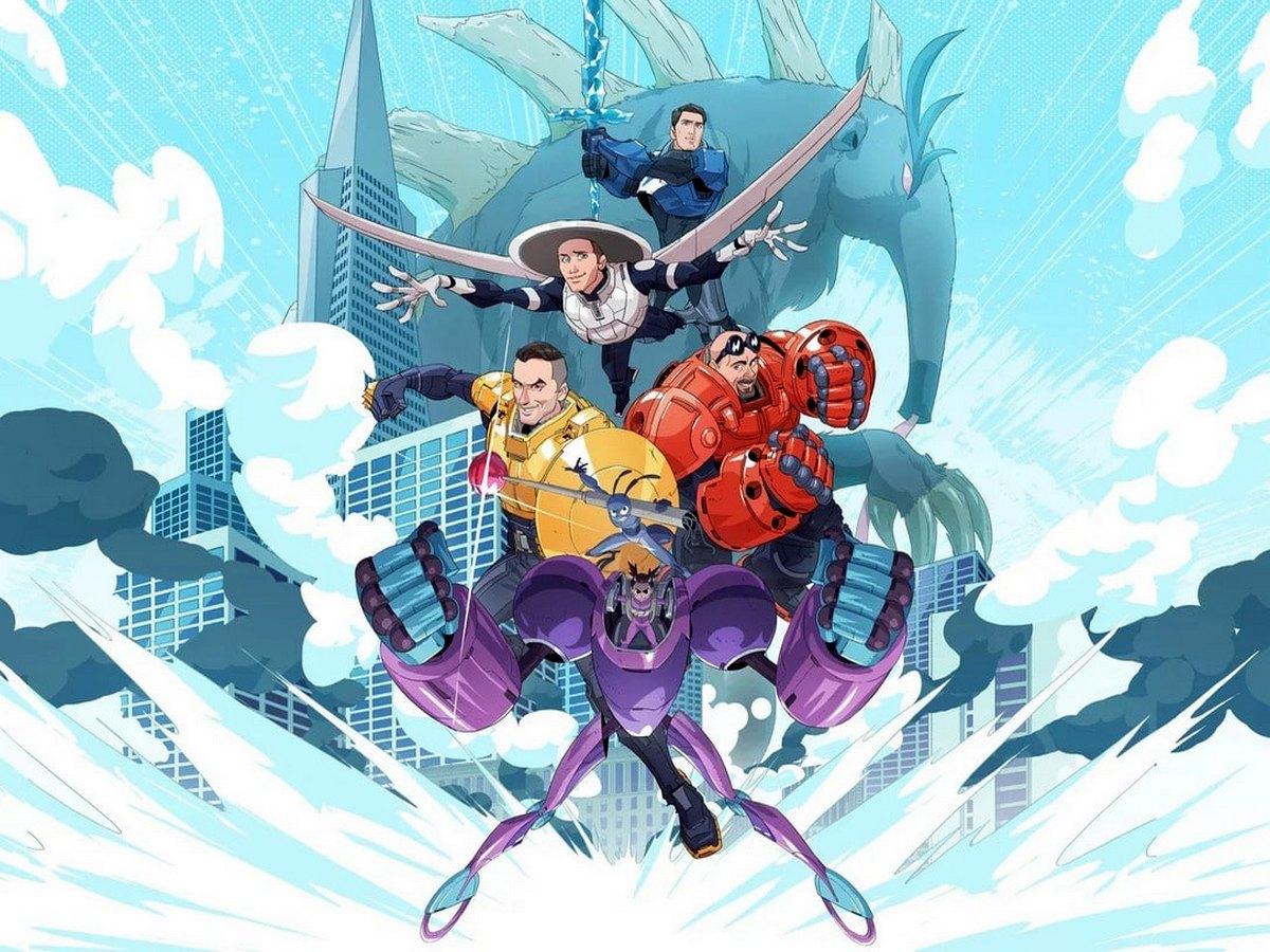 Группа BrainStorm выпустила анимационный клип