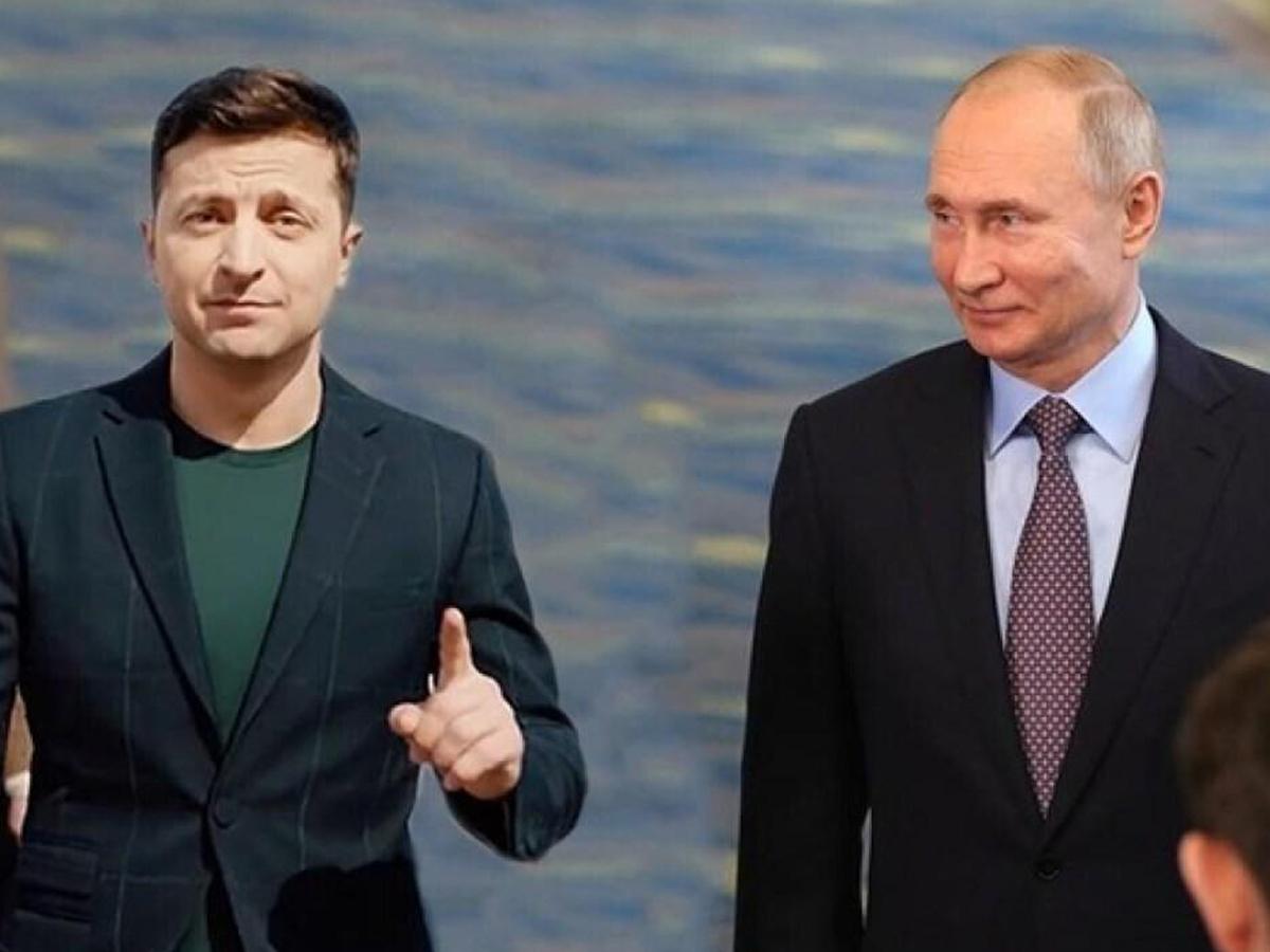 """""""Я позвонил, мне – не ответили"""": Зеленский заявил, что Путин отказался с ним общаться"""
