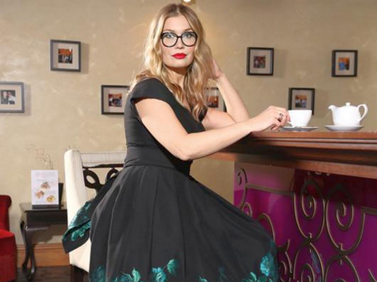 Кристина Бабушкина резко похудела и рассказала, почему отказывается от работы в кино