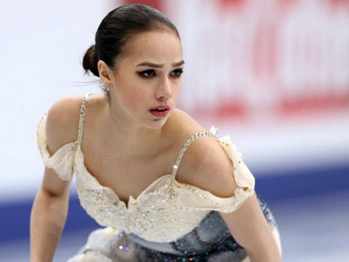 Новое видео Алины Загитовой набирает популярность в Сети