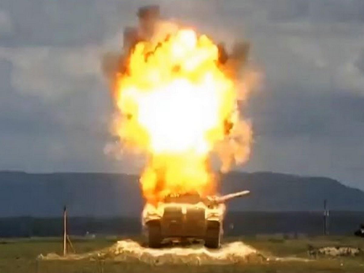 2, 7 млн пользователей наблюдали за противостоянием Т-72 и ракеты TOW