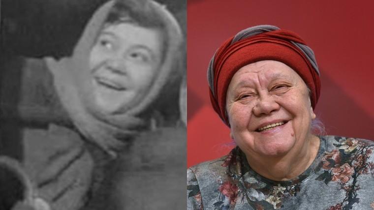 Их мало кто видел молодыми: ТОП-5 редких фото российских актрис старше 70 лет
