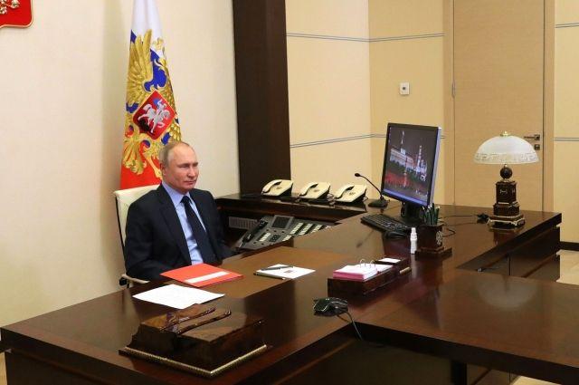 Путин поручил рассмотреть вопрос о создании в РФ суда по правам человека