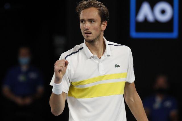 В ATP заявили, что Медведев станет второй ракеткой мира 15 марта