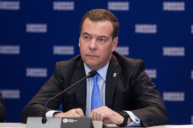 Медведев в ответ на заявление Байдена о Путине процитировал Фрейда