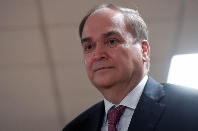 Посол РФ в США сообщил, что пока не знает когда вернется в Вашингтон